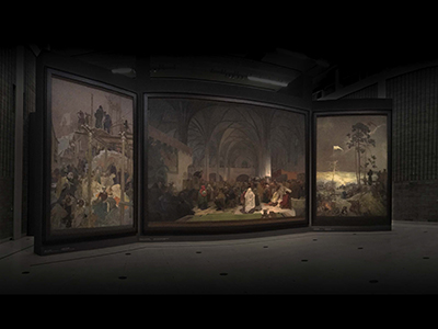Two Worlds of Alfons Mucha in Brno